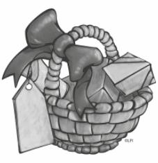 RACC Christmas Basket