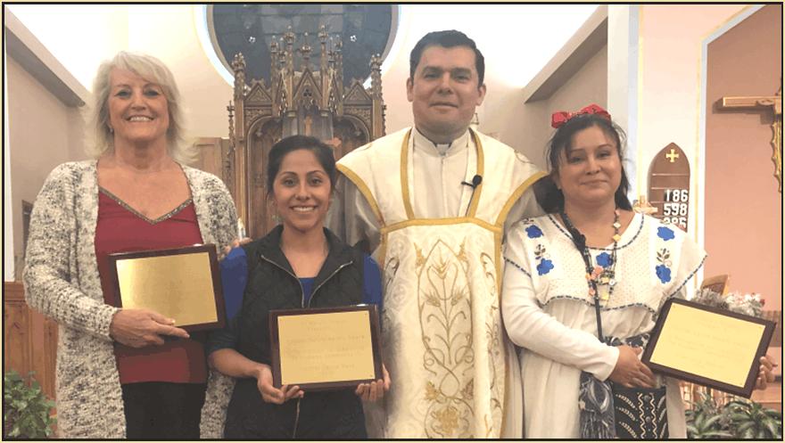 Yolanda Garcia award 2019