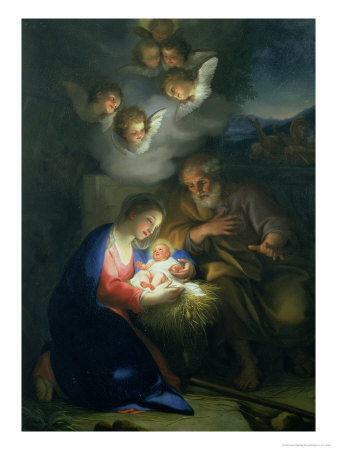 Christmas Mass: God as He is